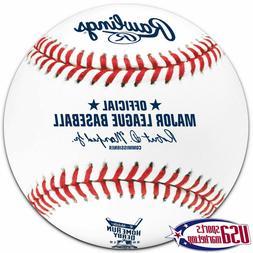 2019 Home Run Derby Rawlings Official MLB Baseball Cleveland