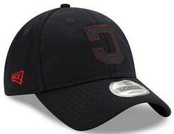 New Era 2019 MLB Cleveland Indians Clubhouse Ball Cap Hat Ru