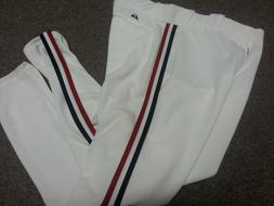 CHARLIE SHEEN INDIANS AUTHENTIC THROWBACK BASEBALL PANTS TRI