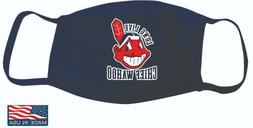 Chief Wahoo Mask Cover Long Live Chief Wahoo Cleveland India