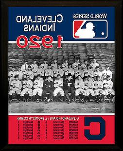 CLEVELAND INDIANS 1920 World Series Champions Commemorative