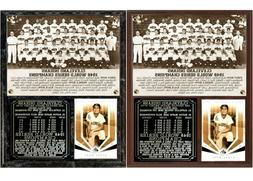 Cleveland Indians 1948 World Series Champions Photo Plaque