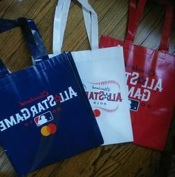 Cleveland Indians 2019 All Star Game TOTE BAG Lot-3 SGA + Tr