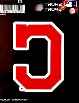 """Cleveland Indians 3"""" Vinyl Sport Die Cut Decal Bumper Sticke"""