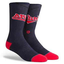 Cleveland Indians Stance Alternate Jersey Socks