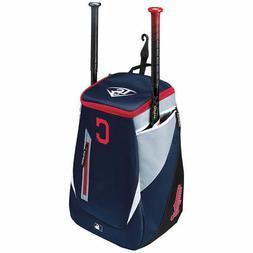 Cleveland Indians Louisville Slugger Baseball Bag Backpack B