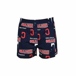 Cleveland Indians Boxers Men's Fusion Printed Knit Underwear