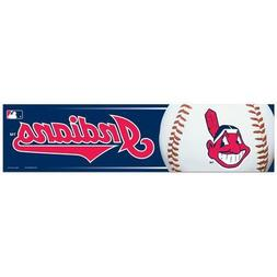Cleveland Indians Bumper Sticker