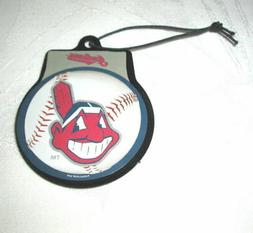 **CLEVELAND INDIANS Car Auto Truck Mirror Dangler #1 - NEW**