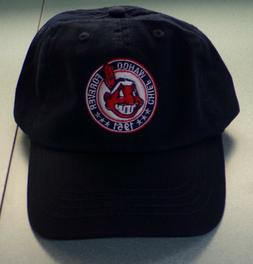 Cleveland Indians Chief Wahoo Forever 1951 Embroidered Novel