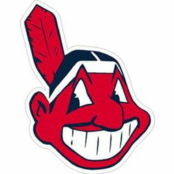 Cleveland Indians Chief Wahoo Logo Available Multiple Sizes