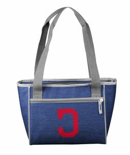 Cleveland Indians Cross Hatch Cooler Tote Bag