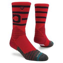 cleveland indians diamond pro crew socks