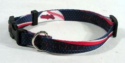 Cleveland Indians Dog Collar - Small