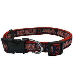 Pets First Cleveland Indians Dog Collar