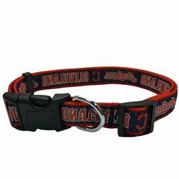 CLEVELAND INDIANS Dog Pet Collar