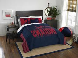 Cleveland Indians Bedding Full/Queen  OFFICIAL MLB