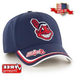 Cleveland Indians Hat Men MLB Adjustable Baseball Chief Waho