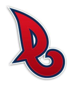 """Cleveland Indians """"I"""" Sticker Team Baseball Decal Vinyl Die"""
