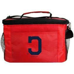 Cleveland Indians Kolder Kooler Bag - 6pk  MLB Cooler Lunch
