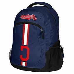 Cleveland Indians Logo Action BackPack School Bag New Back p