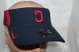 Cleveland Indians Nike MLB Aerobill Vapor Visor   BRAND NEW