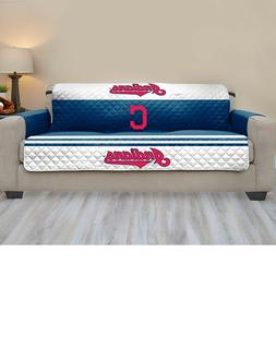 cleveland indians mlb baseball sofa couch cover