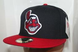 Cleveland Indians New Era MLB Retro Classic 59fifty,Fitted,C