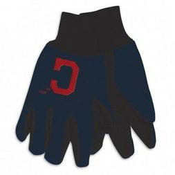 Cleveland Indians MLB Utility Gloves TwoTone Work or Winter