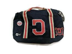 Cleveland Indians New Era Heritage Patch Small Duffle Bag ML