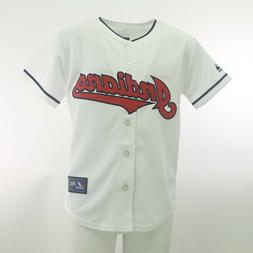 Cleveland Indians Official MLB Genuine Apparel Kids Youth Si