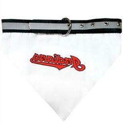 Cleveland Indians Pet Collar Bandana