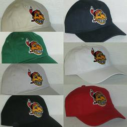Cleveland Indians Polo Style Cap ⚾Hat ⚾VINTAGE MLB PATCH