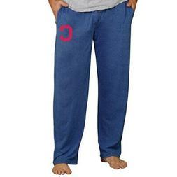 Cleveland Indians Concepts Sport Quest Lounge Pants - Navy