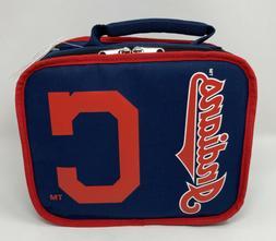 Cleveland Indians Sacked Lunchbox Cooler Removable Divider S