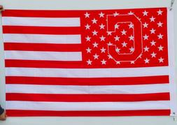 Cleveland Indians stars and stripes 3x5ft banner flag US Shi