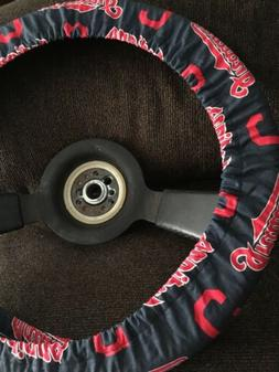 Cleveland Indians Steering Wheel Cover
