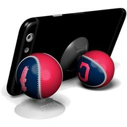 Cleveland Indians Two-Pack Suckerz Cell Phone Accessory