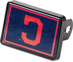 Cleveland Indians Universal Hitch Cover Color Bumper Trailer