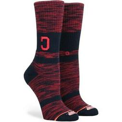 Cleveland Indians Stance Women's Classic Crew Socks