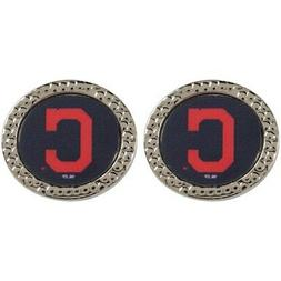 Cleveland Indians WinCraft Women's Round Post Earrings