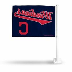 Cleveland Windians Indians 11X14 inch Window Mount 2-Sided C