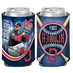 COREY KLUBER CLEVELAND INDIANS NEOPRENE CAN BOTTLE COOZIE KO