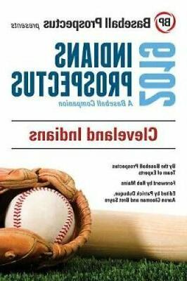 cleveland indians 2019 a baseball companion by