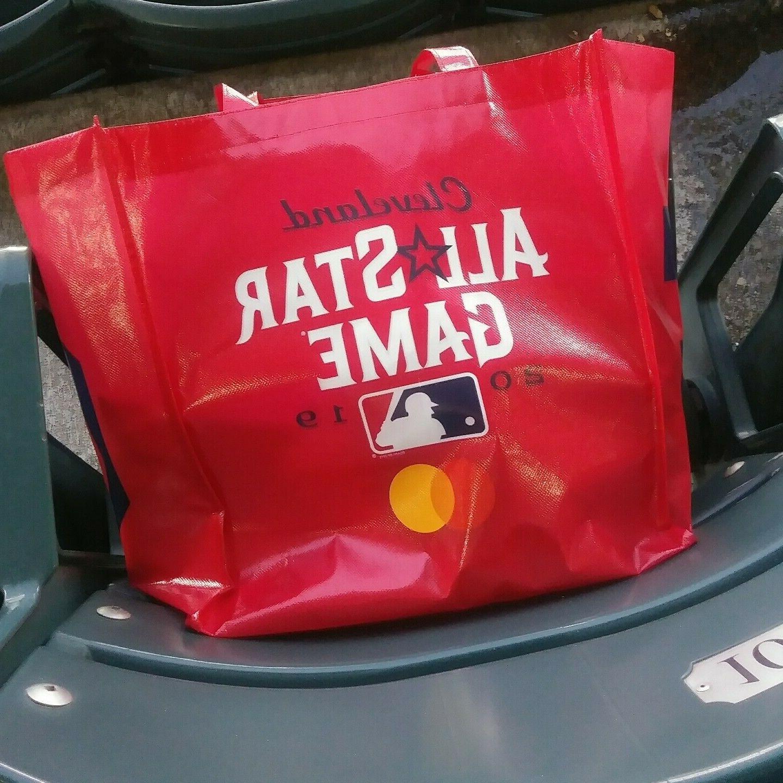Cleveland Indians Star Game TOTE Lot-3 Pocket