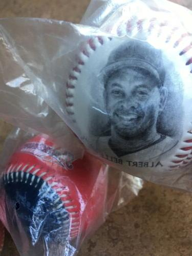 Cleveland Baseball Set Burger King
