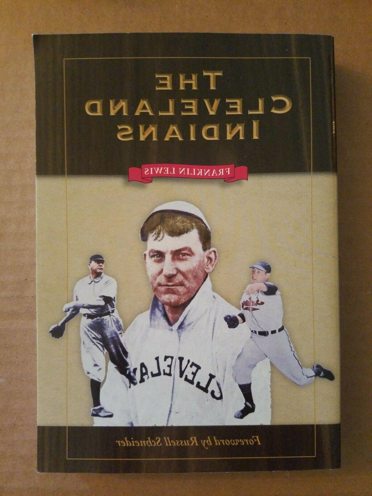 cleveland indians by franklin lewis baseball book