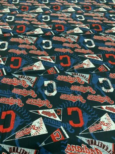 "Cleveland Fabric 1/4 Yard x 58"""
