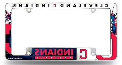 cleveland indians ez view all over chrome