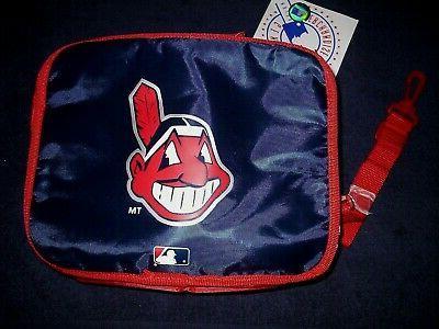 CLEVELAND LUNCHBOX MLB TEAM HANDY! WOW!